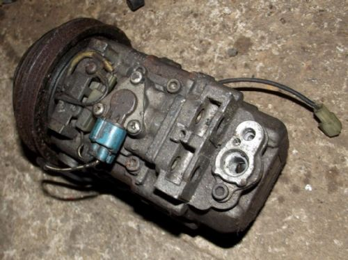 Air conditioning compressor, Mazda MX-5 mk11.8, R134A, 1993-98, USED